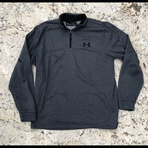 🛡🛡 Under Armour 1/4 zip sweater
